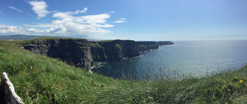 #154I The Cliffs of Moher, Liscannor, Ireland 2019